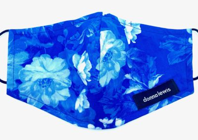 DL Main Batch - Cheval Blue, Abstract