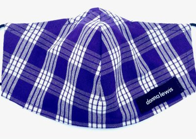 DL Main Batch - Purple Plaid, Plaid