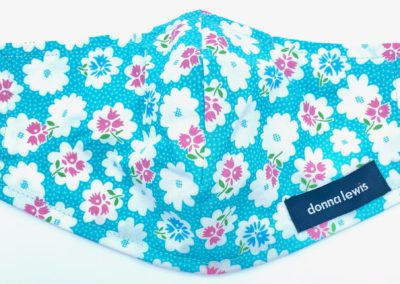 DL Main Batch - Maya Turquoise, Floral