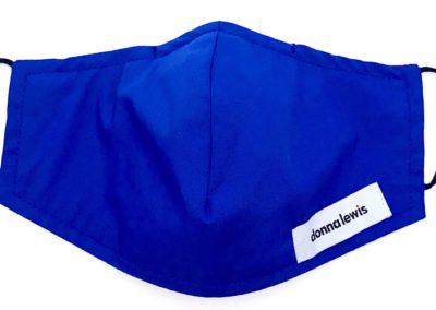 DL Main Batch - Cobalt Blue, Solid