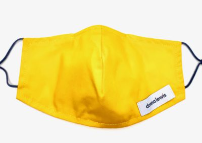 DL Main Batch - Canary Yellow, Solid